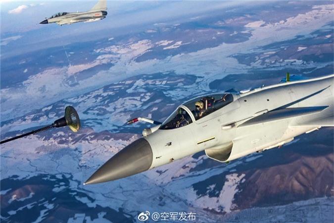 Sau ten lua, Lao se mua tiem kich J-10C tu Trung Quoc?-Hinh-4
