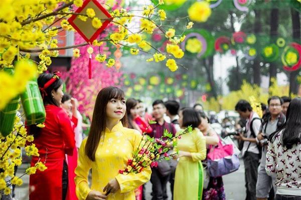 Nhiều lễ hội được tổ chức tại TP.HCM trong dịp Tết Kỷ Hợi để phục vụ người dân.