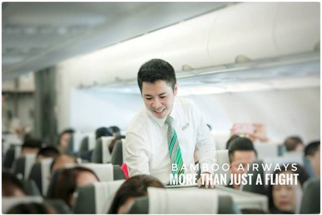 Bamboo Airways khai trương đường bay Tp. Hồ Chí Minh – Thanh Hóa, giá vé từ  140.000 đồng