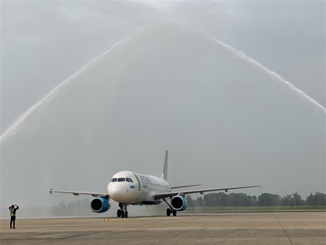 chuyến bay TP. HCM – Thanh Hóa sẽ được khai thác với tần suất 1 chuyến/ngày kể từ ngày 29/1/2019.
