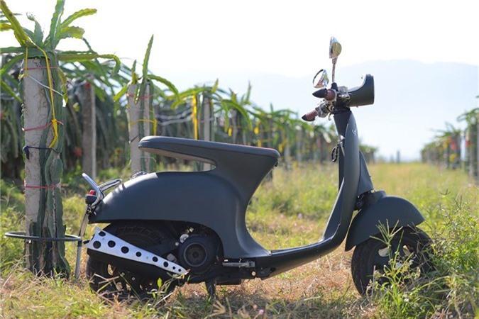 Người chơi xe Bình Thuận