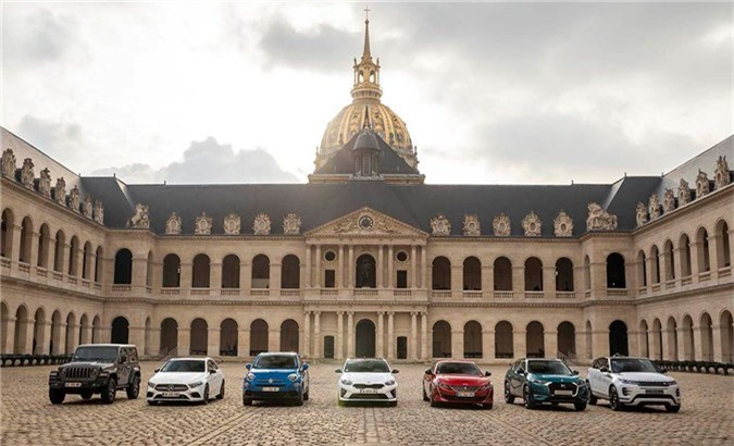 """Peugeot 508 thế hệ mới thắng giải """"Xe hơi đẹp nhất Thế giới năm 2018"""" ảnh 2"""
