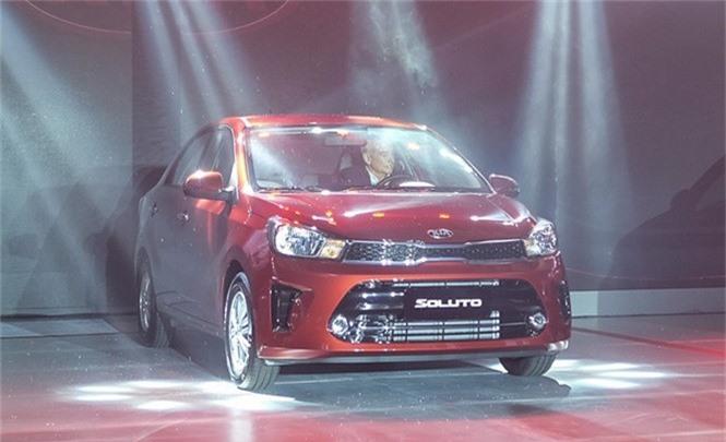 KIA Soluto giá từ 276 triệu, cạnh tranh Toyota Vios. KIA Soluto sở hữu kiểu dáng nhỏ gọn, kết hợp động cơ xăng 1.4L được xem là đối thủ mới của Toyota Vios, Honda City tại Đông Nam Á. (CHI TIẾT)