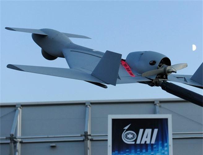 Vi sao UAV