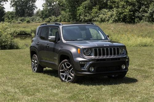 Jeep Renegade 2019.