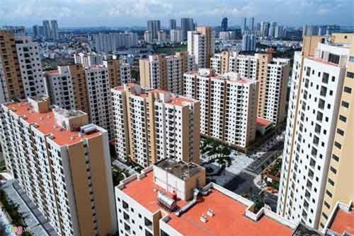 Giá nhà ở tại Việt Nam được đánh giá cao gấp nhiều lần thu nhập.