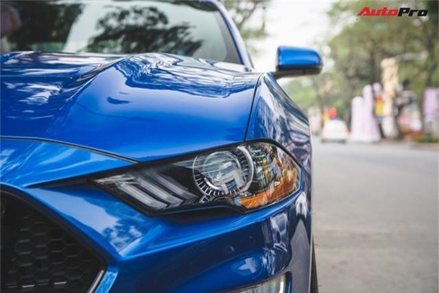 Chủ xe Ford Mustang GT 2019 thứ 2 tại Việt Nam quyết không đụng hàng khi sở hữu bộ ghế ngàn đô - Ảnh 2.