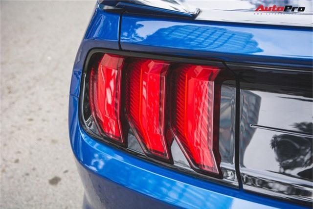 Chủ xe Ford Mustang GT 2019 thứ 2 tại Việt Nam quyết không đụng hàng khi sở hữu bộ ghế ngàn đô - Ảnh 6.