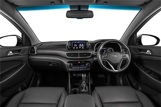 Hyundai Tucson manh 340 ma luc sap ra mat