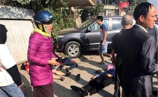 161 người chết vì tai nạn giao thông sau 8 ngày nghỉ Tết - 1
