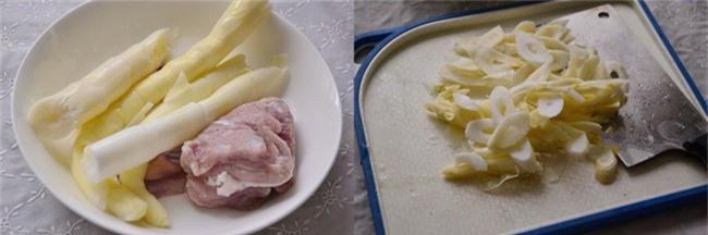 Lấy lại khẩu vị với món măng xào giản dị ngon cơm - Ảnh 1.