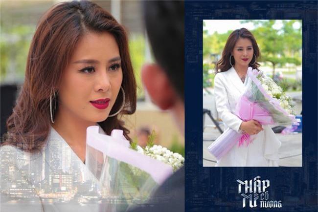 Nam Thư làm gái giang hồ, diễn cảnh nóng trong phim Thập Tứ cô nương - Ảnh 2.