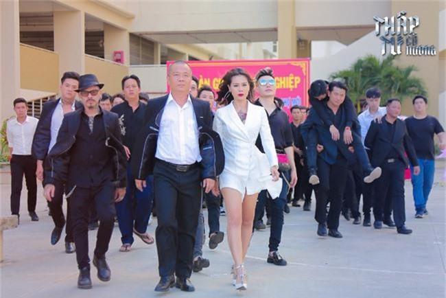Nam Thư làm gái giang hồ, diễn cảnh nóng trong phim Thập Tứ cô nương - Ảnh 11.