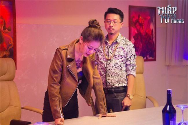 Nam Thư làm gái giang hồ, diễn cảnh nóng trong phim Thập Tứ cô nương - Ảnh 9.