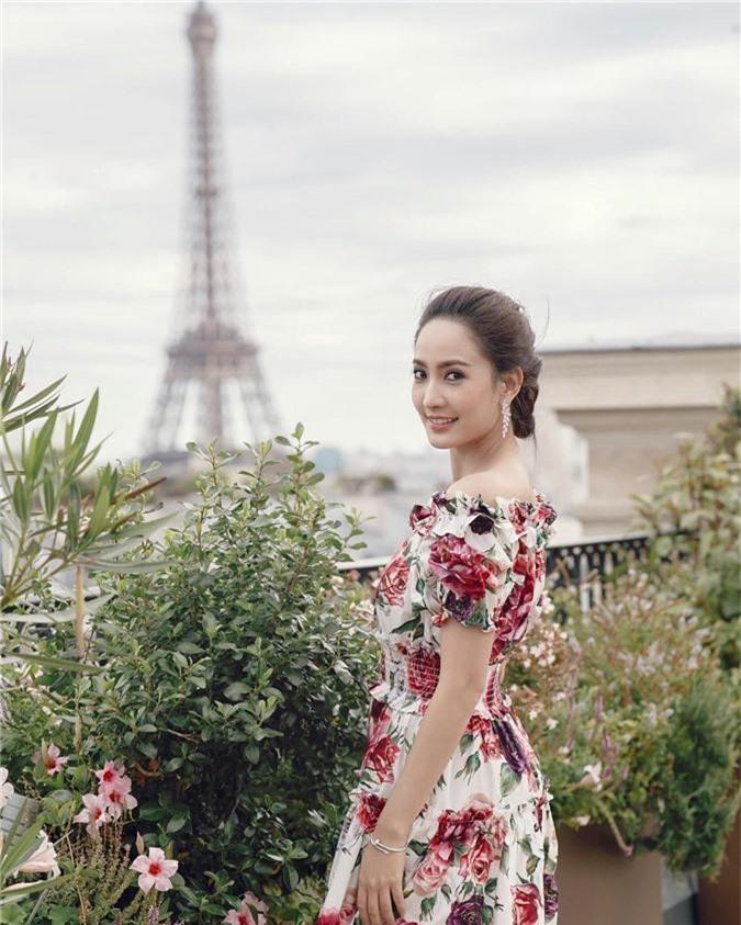 Top 10 mỹ nhân đẹp nhất đài truyền hình quyền lực Thái Lan: Toàn 9X đắt giá nhưng vẫn bị chị đại quyền lực vượt mặt - Ảnh 8.