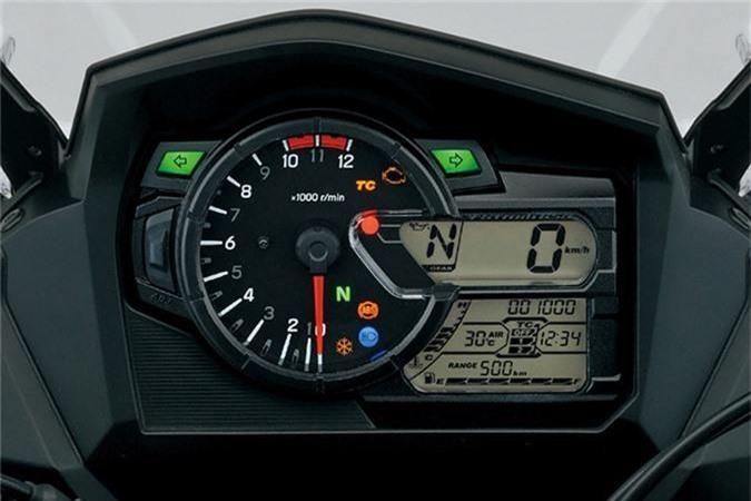 Ra mat Suzuki V-Strom 650 XT ABS moi gia 243 trieu dong-Hinh-5