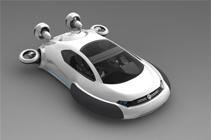 Nhung mau xe concept ky la nhat the gioi hinh anh 1