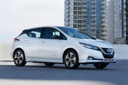 4. Nissan Leaf SL 2019.
