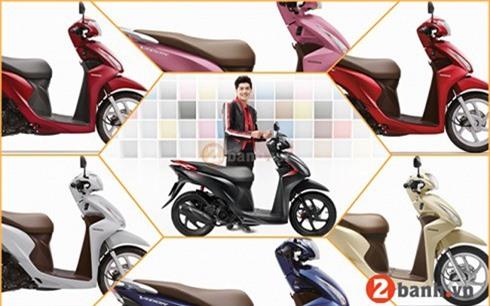 Bảng giá xe Honda Vision tháng 2/2019: Tăng nhẹ. Xe Vision vẫn là mẫu xe tay ga nằm trong top 5 xe bán chạy nhất của hãng xe Honda tại thị trường Việt Nam. Trước thềm Tết Nguyên đán Kỷ Hợi 2019, giá xe Vision có sự tăng giá nhẹ ở cả 2 khu vực Hà Nội và TP Hồ Chí Minh, dao động từ 200 nghìn đến 1,9 triệu đồng. (CHI TIẾT)