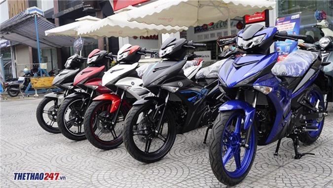 giá xe máy sau Tết, giá xe máy, giá xe máy sau Tết tăng hay giảm,