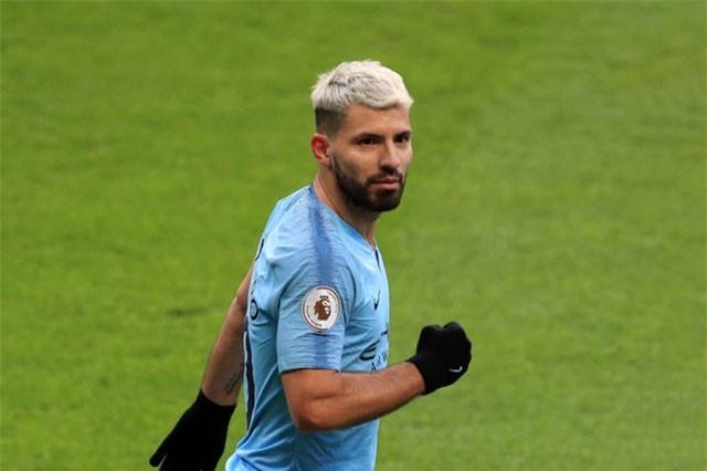 Aguero góp công lớn giúp Man City