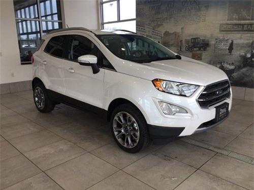 Ford EcoSport giảm giá 40 triệu đồng, cạnh tranh với Hyundai Kona. Nhiều đại lý của thương hiệu Ford vẫn tiếp tục áp dụng chương trình khuyến mại sâu đối với mẫu crossover EcoSport từ 15 - 40 triệu đồng, tuỳ từng phiên bản. (CHI TIẾT)