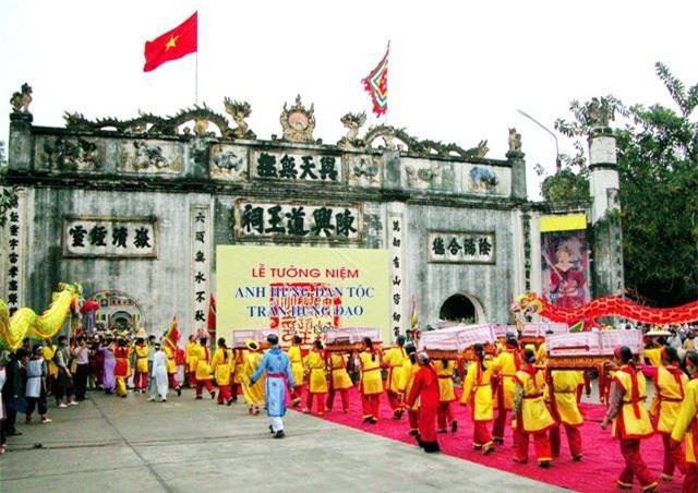 Lễ hội đền Kiếp Bạc