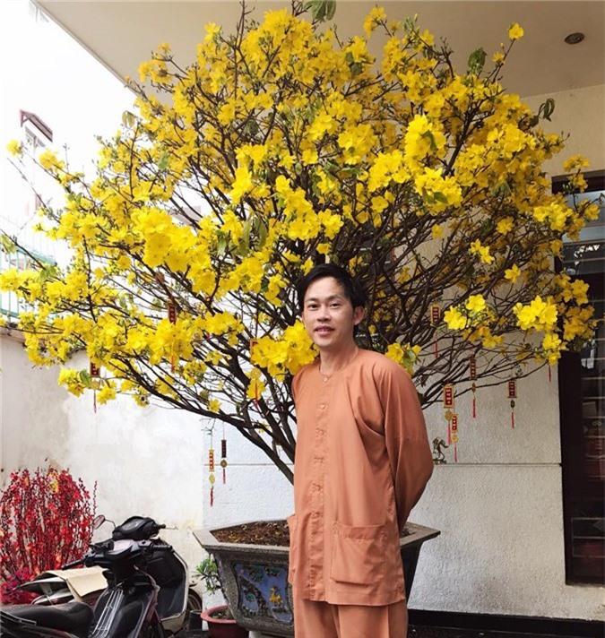 NSUT Hoai Linh miet mai di dien, giat minh vi biet het Tet hinh anh 4