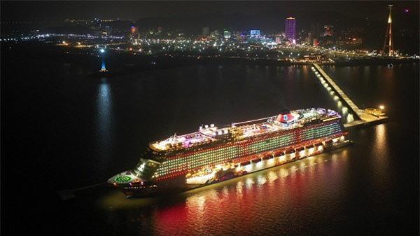 Cảng tàu khách nghìn tỷ ở Hạ Long do tư nhân đầu tư.