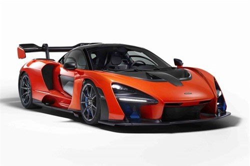 7. McLaren Senna 2019 (vận tốc tối đa: 335 km/h).