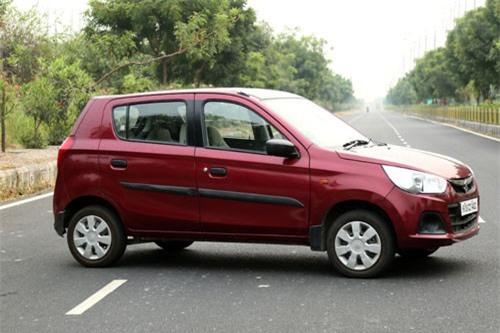 Top 10 ôtô được ưa chuộng nhất tại Ấn Độ. Trong tháng 1/2019, Maruti Suzuki Alto chính là mẫu ôtô bán chạy nhất tại thị trường Ấn Độ với doanh số 23.360 chiếc. (CHI TIẾT)