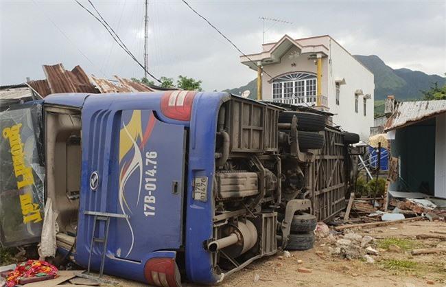 Hiện trường vụ tai nạn (Ảnh: VH)
