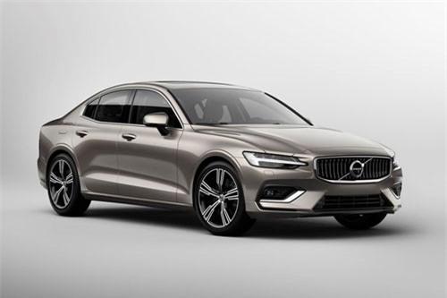 10. Volvo S90 2019 (giá khởi điểm: 48.345 USD).
