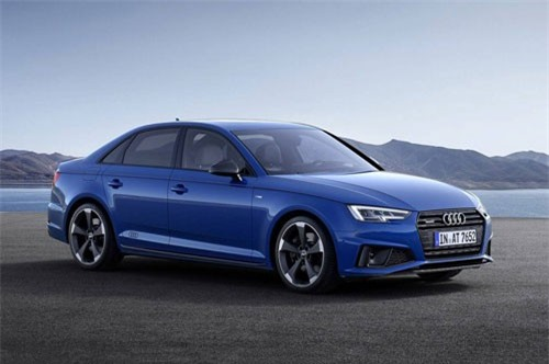 2. Audi A4 2019 (giá khởi điểm: 48.495 USD).