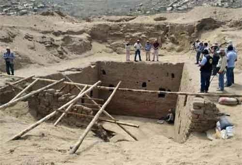 Lăng mộ thuộc nền văn minh Inca ở miền Bắc Peru. Ảnh: phys.org