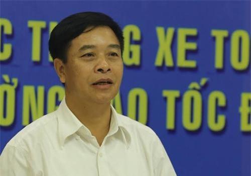Ông Trần Văn Tám- Tổng giám đốc VEC (Ảnh: TL)