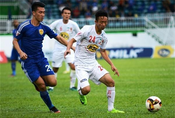 Ngọc Quang, HAGL, Việt Nam V-League 2019
