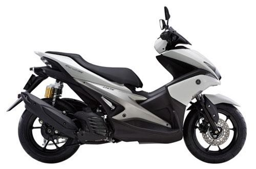 Yamaha NVX 155.