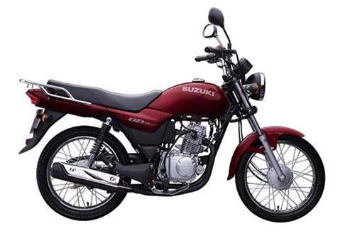 Soi mẫu xe côn tay giá rẻ bậc nhất tại Việt Nam. Suzuki GD110HU có giá bán từ 28,49 triệu đồng tại thị trường Việt Nam. Thiết kế của mẫu xe côn tay này có sự kết hợp hài hòa giữa yếu tố cổ điển và hiện đại. Đây được xem là xe côn tay thích hợp cho những người mới tập chơi. (CHI TIẾT)