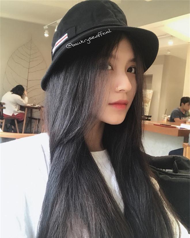 Biết Việt Nam có cả rổ girl xinh nhưng Bâu mới chính là người được gọi tên nhiều nhất trên các diễn đàn gái đẹp - Ảnh 6.