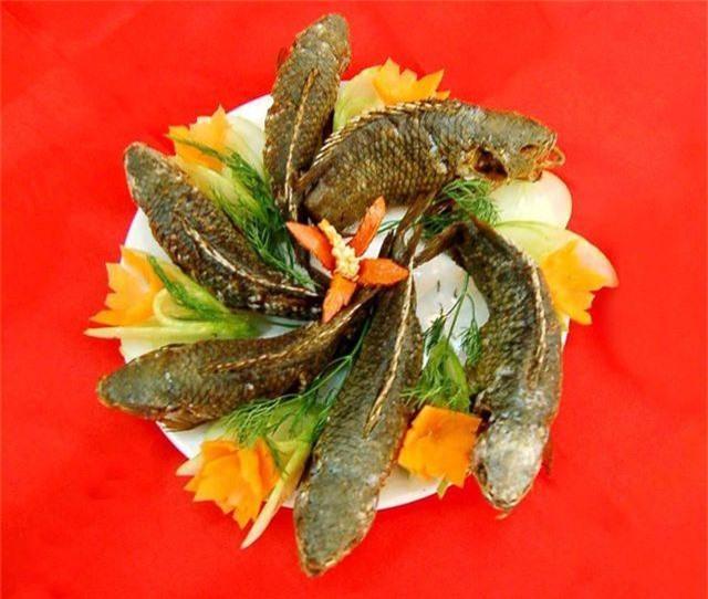 Cá cửng: Đặc sản chỉ dành cho Vua siêu quý hiếm ở đất Ninh Bình - 3