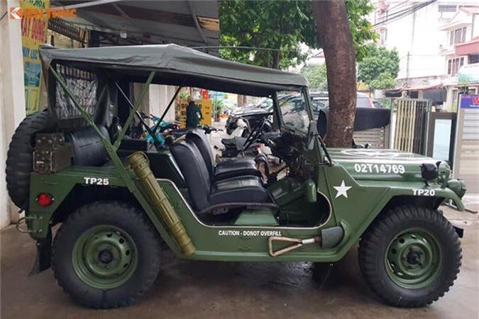 Can canh xe oto Jeep gia chi 150 trieu dong o Ha Noi-Hinh-2