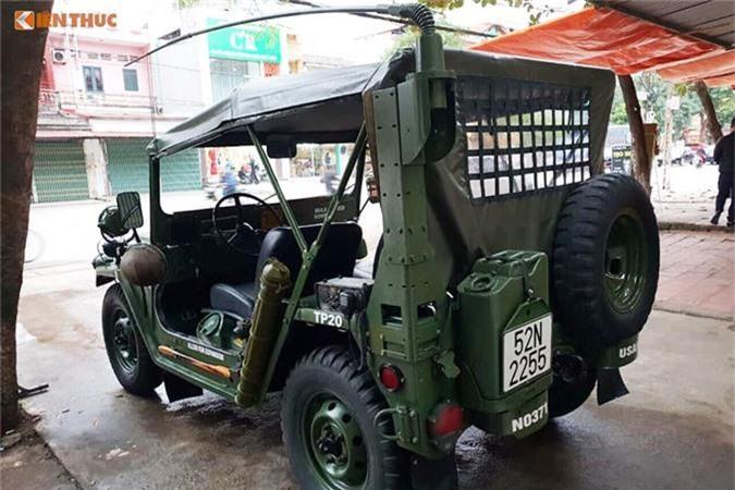 Can canh xe oto Jeep gia chi 150 trieu dong o Ha Noi-Hinh-3