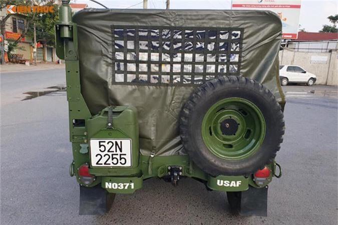 Can canh xe oto Jeep gia chi 150 trieu dong o Ha Noi-Hinh-4