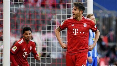 Javi cũng đưa Bayern trở lại cuộc đua vô địch