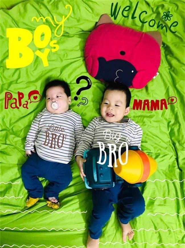 2 năm 2 đứa, mẹ 9X vẫn nhàn tênh nhờ bí quyết luyện con ngủ xuyên đêm từ khi mới sinh - Ảnh 1.