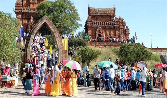 Du lịch Ninh Thuận, một tiềm năng cần được đánh thức (Ảnh: TL)