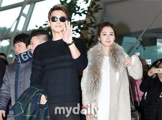 Cặp đôi vàng Kbiz Kim Tae Hee – Bi Rain chuẩn bị chào đón đứa con thứ hai - Ảnh 2.