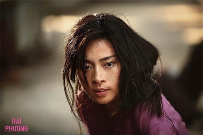 Hút mắt với những cảnh quay hành động trong Hai Phượng, Ngô Thanh Vân đã làm gì để giữ dáng? - Ảnh 1.