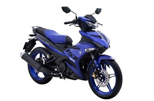 Cận cảnh Yamaha Exciter 150 GP 2019 màu xanh, giá 47,49 triệu. Yamaha Exciter 150 GP 2019 màu xanh có giá niêm yết 47,49 triệu đồng. Cùng chiêm ngưỡng những hình ảnh cận cảnh của mẫu xe côn tay đáng chú ý bậc nhất tại thị trường Việt Nam. (CHI TIẾT)